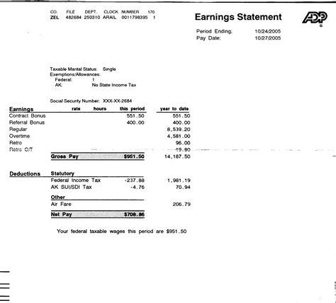 payslip    form tax refund service estimate