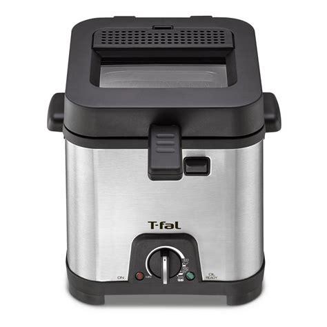 T-Fal Non-Stick Deep Fryer-FF492D51 - The Home Depot