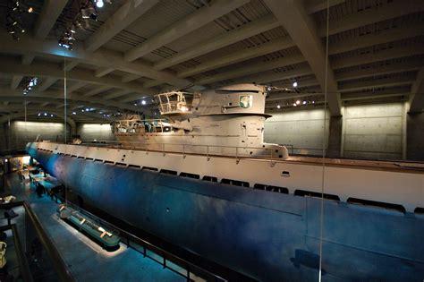 U Boat U 505 german u 505 at museum of science and industry