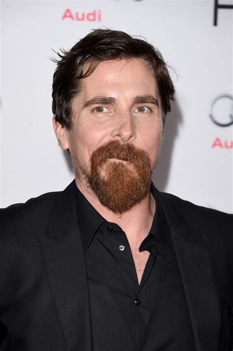 Christian Bale Photos Closing Night Gala Premiere