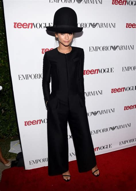 Zendaya Coleman - 2014 Teen Vogue Young Hollywood Party in ...