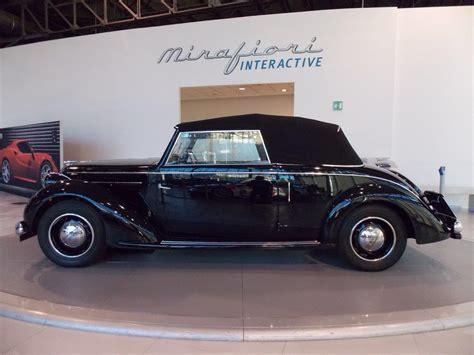 Zipnewsit Mmv In Showroom Una Lancia Aprilia Del 1939