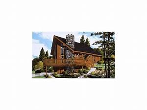 Rambler Terrace Mountain Home Plan 089D-0105 | House Plans ...