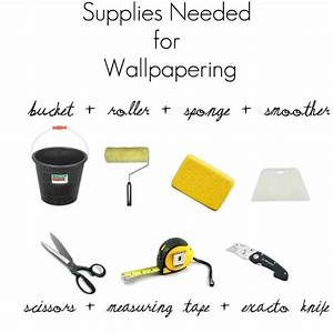 Hanging Wallpaper: You Don't Have to DIY Perfectly to ...