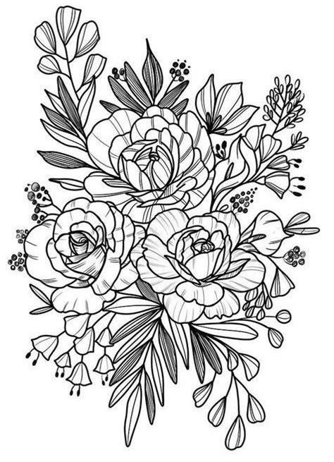 Pin by Gladys Bayangat on Tattoo Ideas | Tattoo drawings, Flower tattoos, Flower tattoo designs