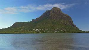le, morne, brabant, from, the, ocean, -, free, stock, video