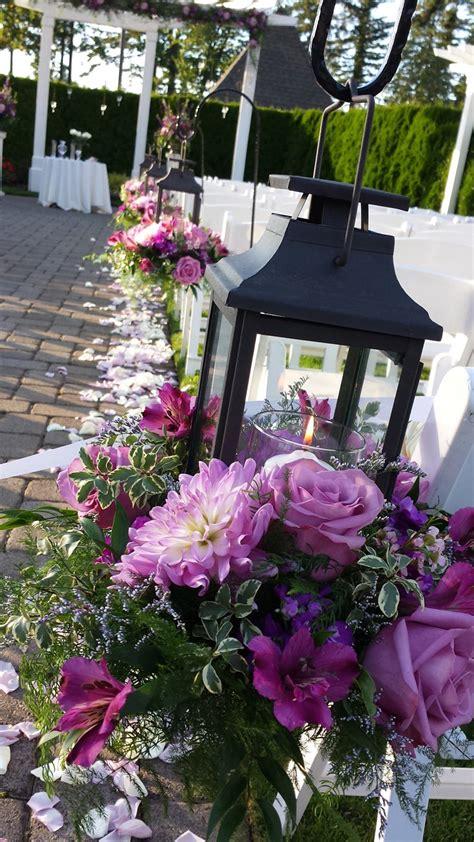 purple wedding decorations wedding ideas  colour chwv