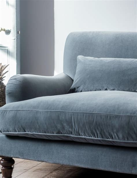 Blue Grey Sofa by 20 Choices Of Blue Gray Sofas Sofa Ideas