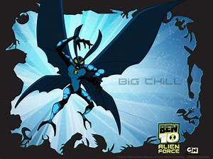 Ben 10: Alien Force images big chill HD wallpaper and ...