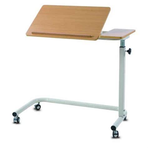 split king adjustable bed base tilt top overbed table better living care