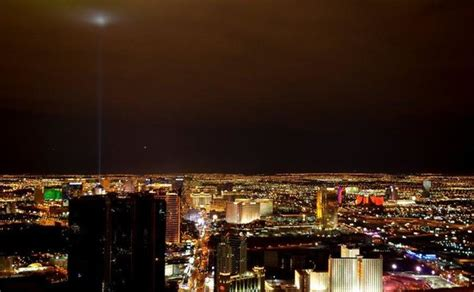 Stratosphere Observation Deck Hours by Bananas Foster Yum Picture Of Top Of The World