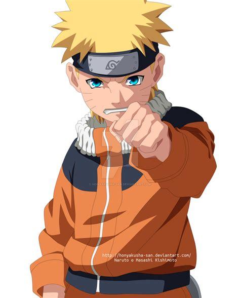 Sasuke And Naruto Wallpaper Naruto Uzumaki Render Version By Honyakusha San On Deviantart