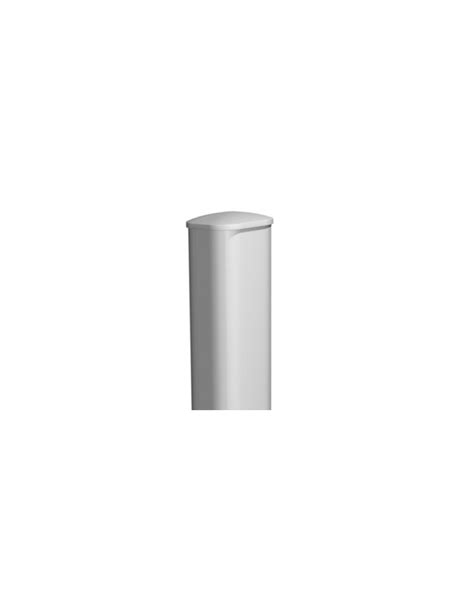 poteau pilier de portail pvc 120x120