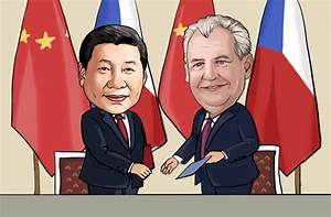 Cartoon Commentary Xi's Czech visit③: Ushering in a new ...