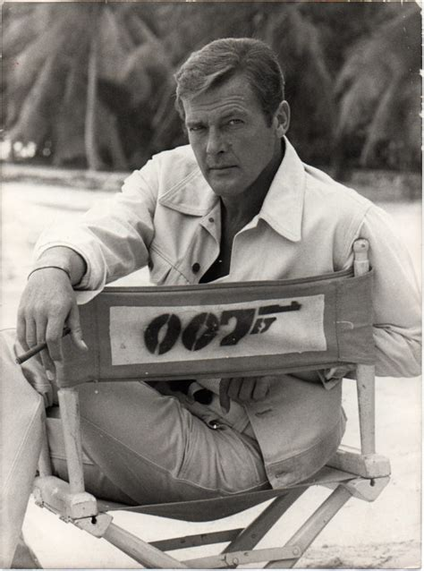 roger moore director 25 of the most iconic and rare photographs of all time