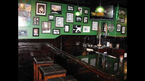 basement irish pub basement bar man cave build