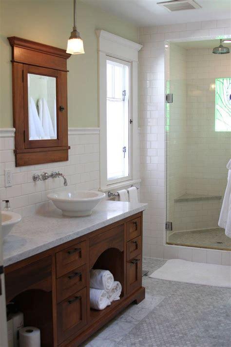 Craftsman Style Bathroom Ideas by Matt S California Craftsman Bathroom Ideas
