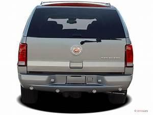 Image: 2005 Cadillac Escalade 4-door 2WD Rear Exterior