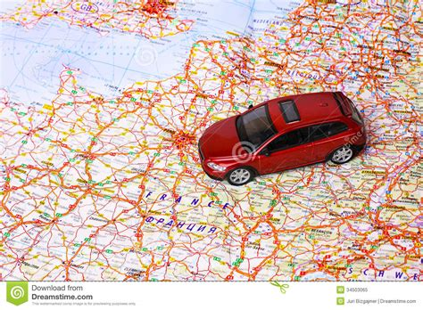 car toy  map royalty  stock photo image