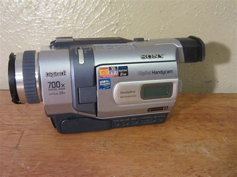 camcorders thrifters field guide