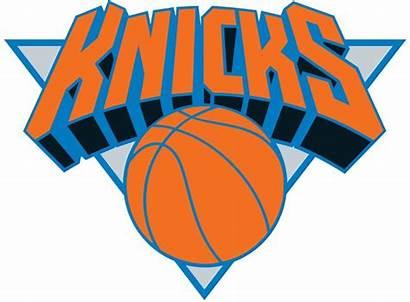Logos Knicks York Basketball Orange Sports 1993