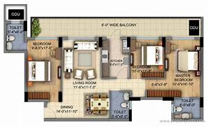 DLF Sky Court - Sector-86, Gurgaon - Apartment / Flat