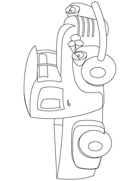 Coloring Toys by Truck Coloring Page Free Truck Coloring