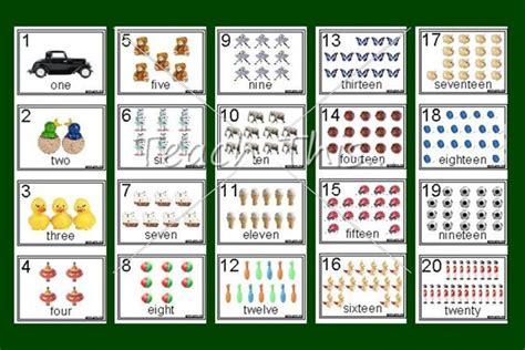 best photos of printable numbers 1 20 free printable 507 | preschool number chart 1 20 432387