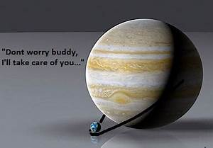 Jupiter Protects Earth From Asteroids (page 3) - Pics ...