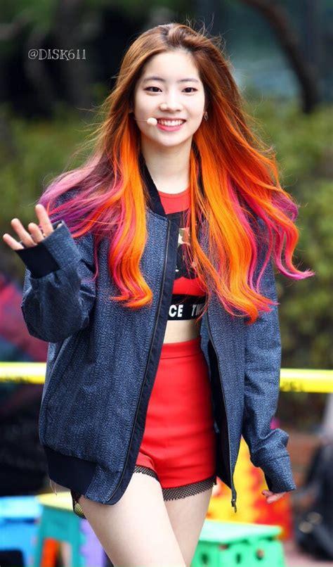 unique hair colors   pop history koreaboo