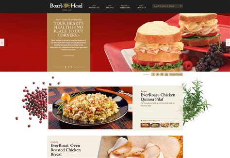 web cuisine 15 food and restaurant web designs webdesigner depot