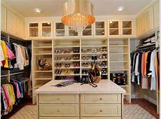 Large walk in closet design Video and Photos