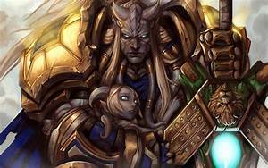 Draenei Paladin World Of Warcraft - WallDevil