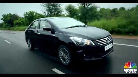 maruti suzuki ciaz  drive review india youtube