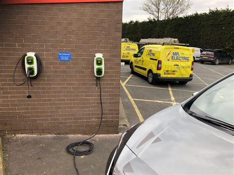 Commercial Electrician Birmingham Car Charger Installation