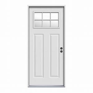 Shop 5 25 In X 6 83 Ft Exterior Pine Wood Door Jamb At