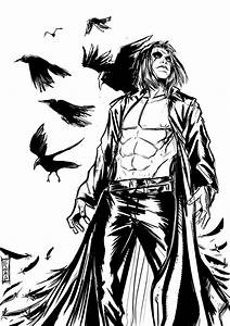 The Crow by Supajoe on DeviantArt