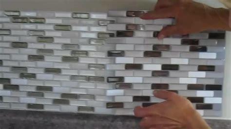 Mosaic Kitchen Backsplash Tile Peel And Stick Wall Tiles