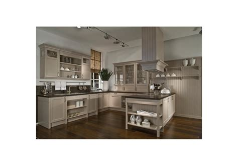 cuisine authentique cuisine cottage grise sur mesure meubles de cuisines