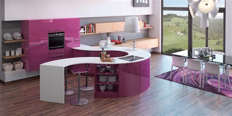 photo de cuisine design conception de cuisine design sur mesure bordeaux acr