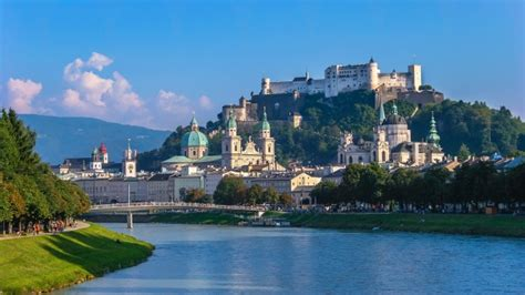 Salzburg, Austria: How one of Europe's most incredible ...