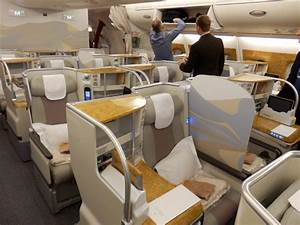 Best Business Class Seats On Emirates Airbus A380 ...