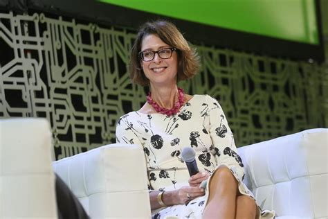 Fidelity's CEO physically moved her office so she could ...