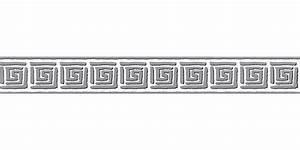 Tapeten Bordüre Weiß : tapetenborte bord re griechisch wei grau as 93646 1 ~ Orissabook.com Haus und Dekorationen