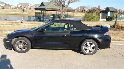 Mitsubishi Eclipse Convertible For Sale by 1999 Mitsubishi Eclipse Spyder Gst Convertible For Sale