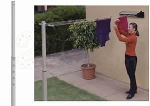 Etendoir A Linge Exterieur : fil linge exterieur ~ Dailycaller-alerts.com Idées de Décoration