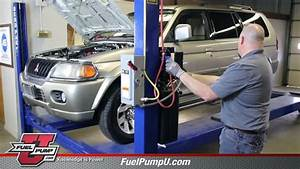 How To Install Fuel Pump E8439h In A 2001