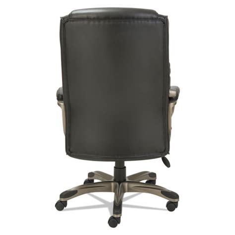 alera vn4119 veon series executive high back leather chair