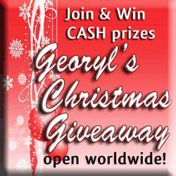 Mommy Tots: Join GEORYL Christmas Giveaway