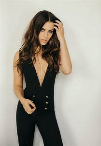 Jessica Lowndes - The Jumpsuit Photoshoot For Her Blog ...